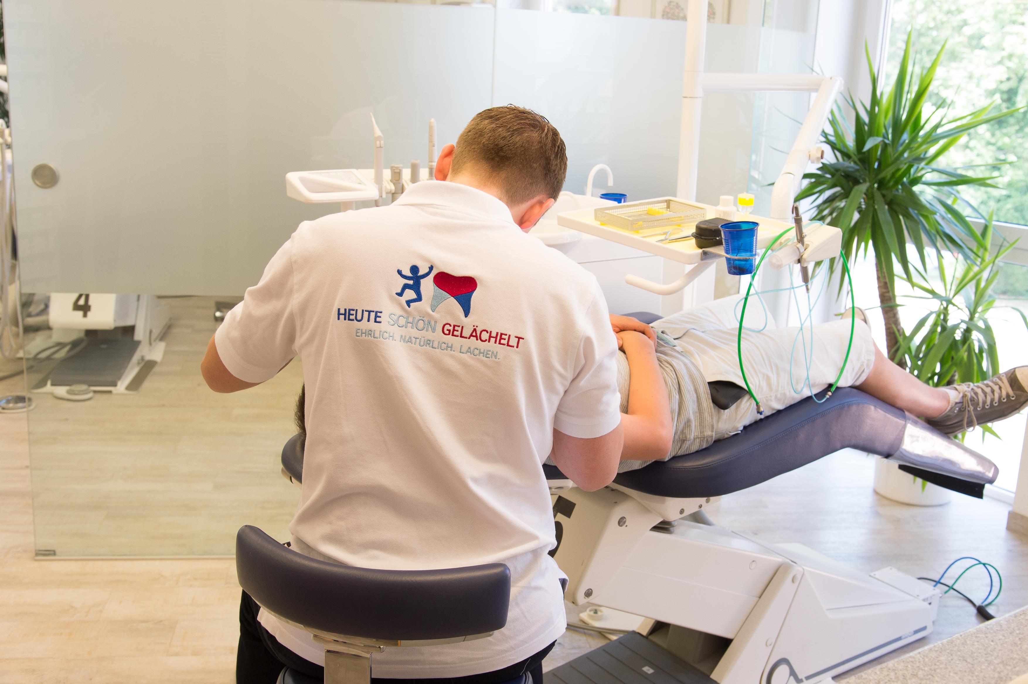 Unsere kieferorthopädischen Behandlungen sind komfortabel und angenehm.