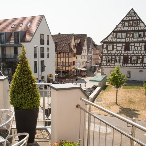 Unsere kieferorthopädische Praxis befindet sich im Zentrum von Kirchheim Teck.