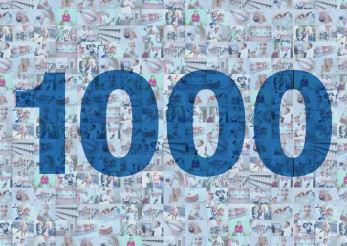 01/2018 | 1000 abgeschlossene Invisalign-Behandlungen