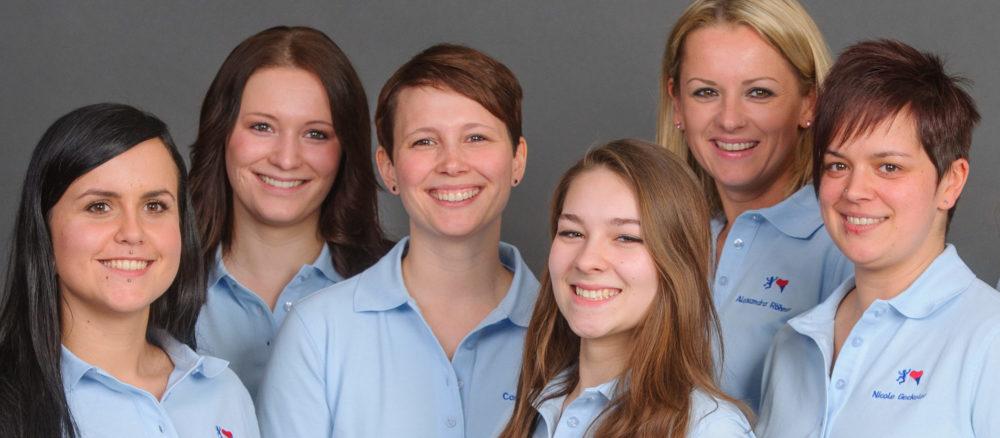 Kieferorthopädische Team für Kirchheim und Umgebung.
