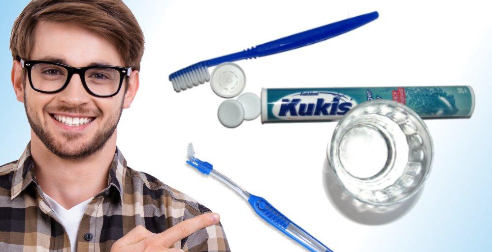 Mundhygiene bei Zahnspange