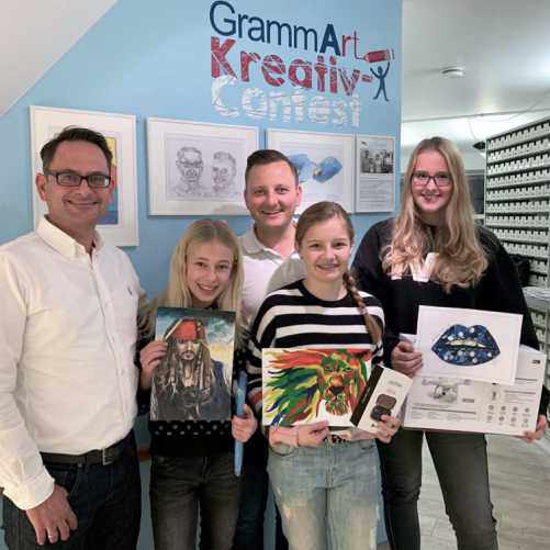 Kieferorthopäde aus Kirchheim richtet Kunstwettbewerb aus
