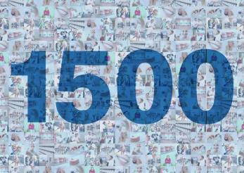 12/2020 | 1500 abgeschlossene Invisalign-Behandlungen