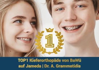 02/2021 | Dr. Grammatidis & Partner feiern Top-Platzierung auf jameda.de